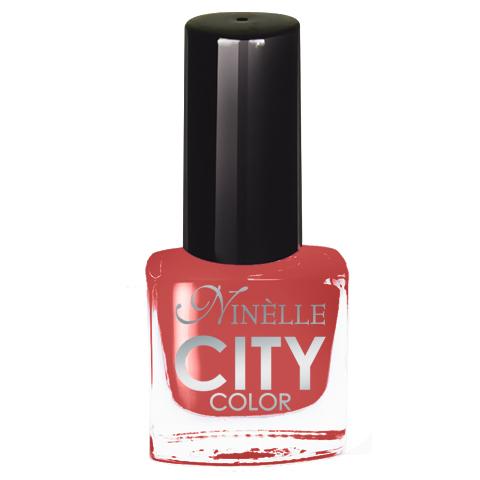 Ninelle Лак для ногтей City Color №1681115N10825Формула уникальна и безупречна: лак быстро сохнет, гарантирует идеальную цветопередачу и потрясающий блеск, а также непревзойденную стойкость. Лак для ногтей City color выравнивает поверхность ногтя, делая его идеально гладким и безупречно глянцевым. Высокая концентрация пигментов и новая кисть заметно упростили маникюрную процедуру - лаки теперь можно наносить одним слоем. Удобная кисточка поможет распределить лак быстро и с максимальной точностью, что позволяет равномерно нанести лак даже на короткие ногти. В состав входят ухаживающие компоненты, предотвращающие повреждения ногтей.