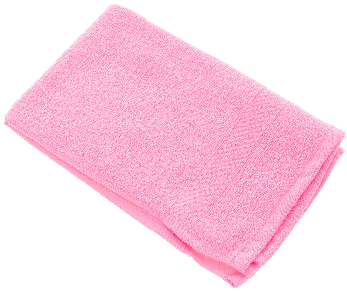 Полотенце махровое TAC Touchsoft, цвет: розовый, 30 x 50 см0901-84007Махровое полотенце TAC Touchsoft выполнено из натуральной махровой ткани (100% хлопок). Изделие отлично впитывает влагу, быстро сохнет, сохраняет яркость цвета и не теряет форму даже после многократных стирок. Полотенце очень практично и неприхотливо в уходе. Такое полотенце прекрасно дополнит интерьер ванной комнаты. Рекомендации по уходу: - режим стирки при 40°C, - допускается деликатная сухая химчистка, - отбеливание запрещено, - глажка при температуре 200°С, - рекомендуется щадящий барабанный отжим.