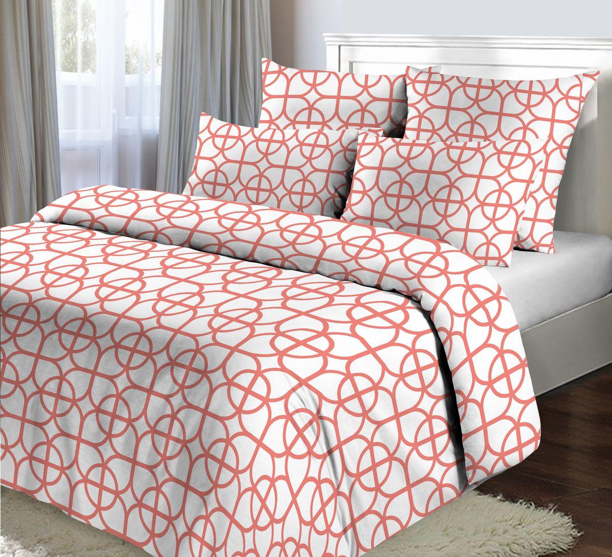 Комплект белья Коллекция Гео-1, 1,5-спальный, наволочки 70х70ОБК-1,5/70 5525.1
