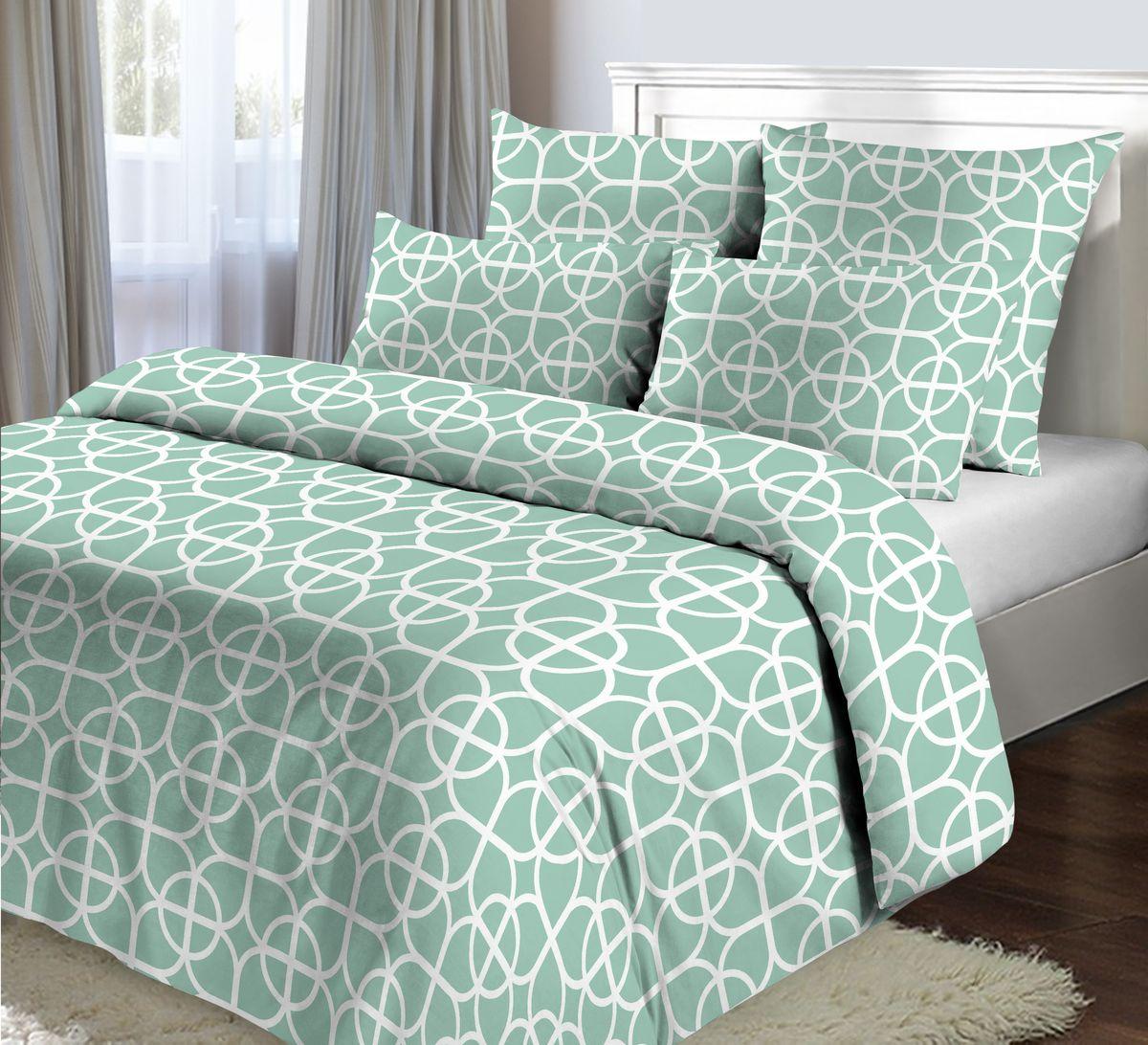 Комплект белья Коллекция Гео-2, 1,5-спальный, наволочки 50х70ОБК-1,5/50 5047.4