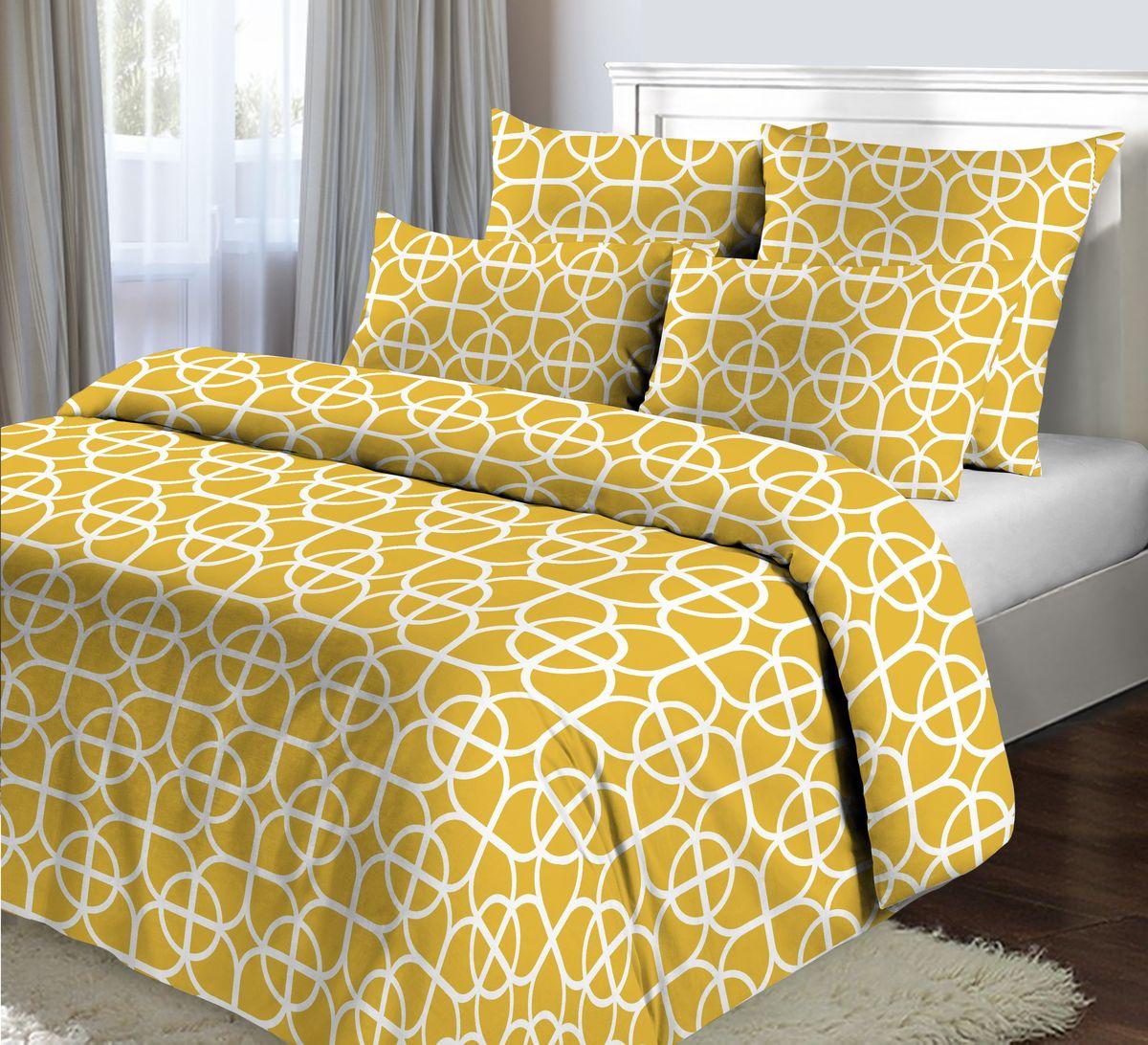 Комплект белья Коллекция Гео-3, 1,5-спальный, наволочки 50х70ОБК-1,5/50 5047.5