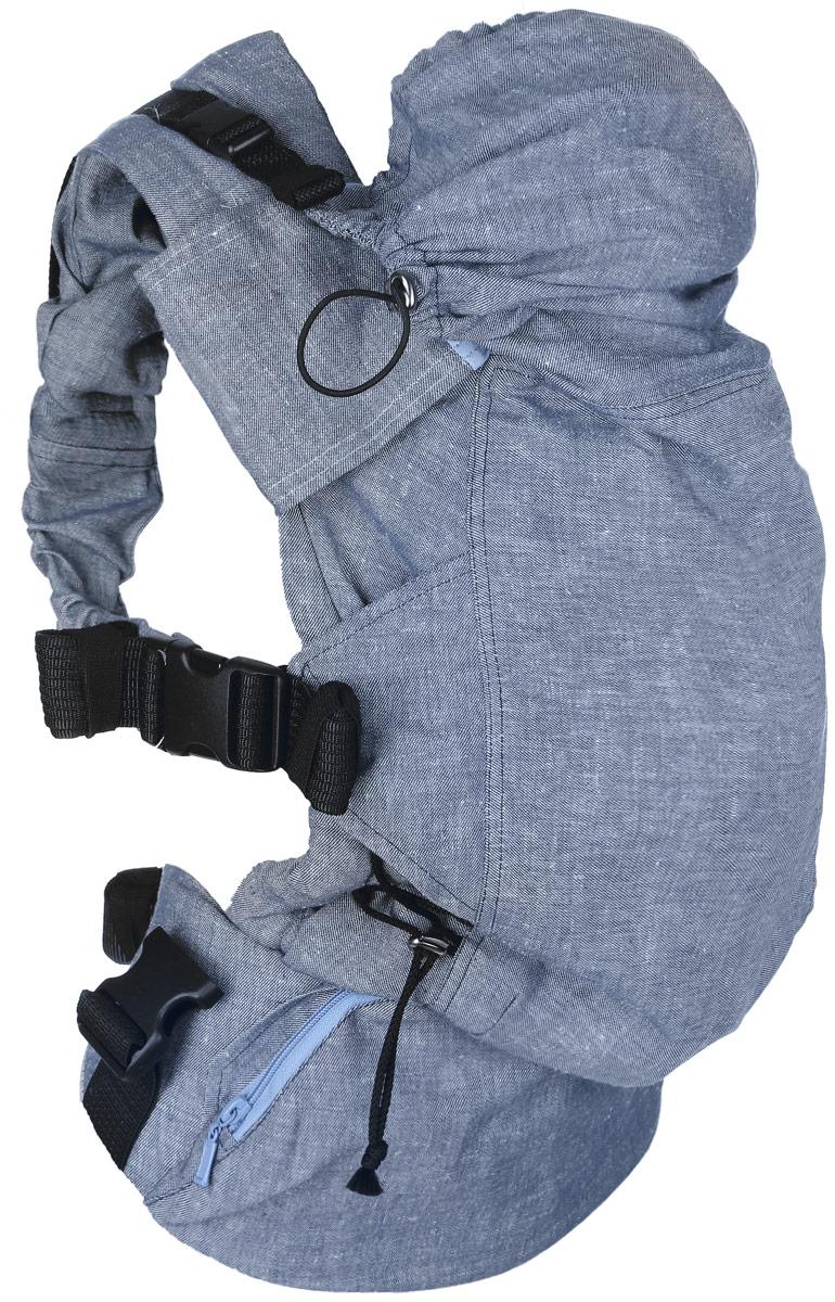 Мамарада Эрго-рюкзак Лондон размер 42-54