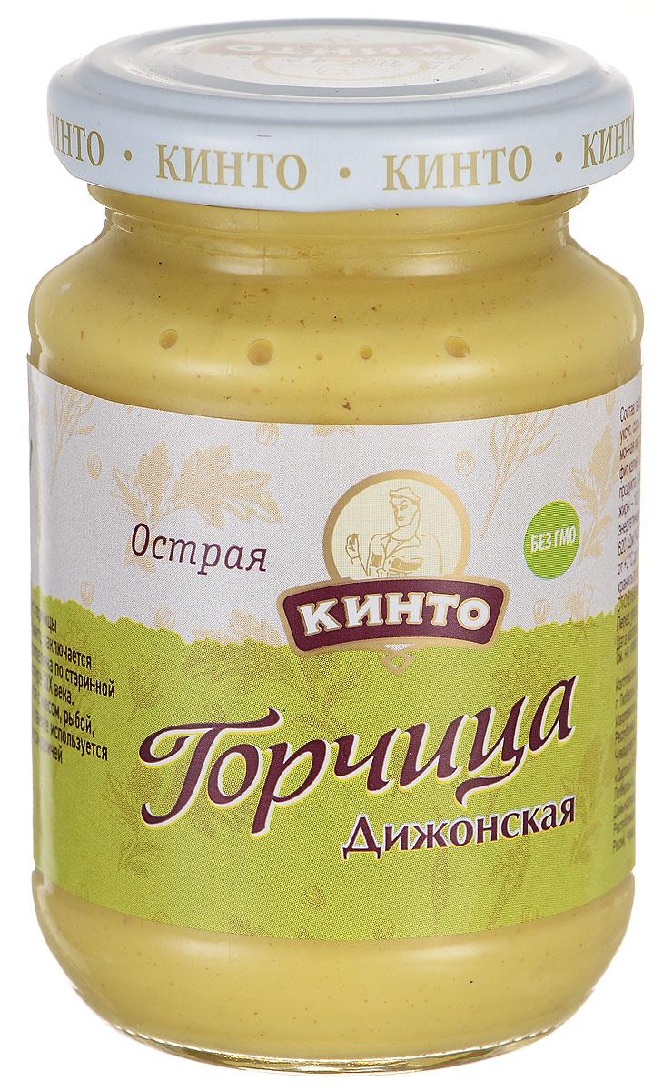 Кинто Дижонская горчица, 170 мл