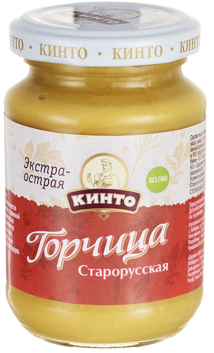Кинто Старорусская горчица, 170 мл