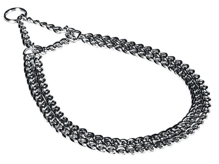 Полуудавка металлическая Каскад Элита, двухрядная, длина 45 см O 2.0 мм21445202