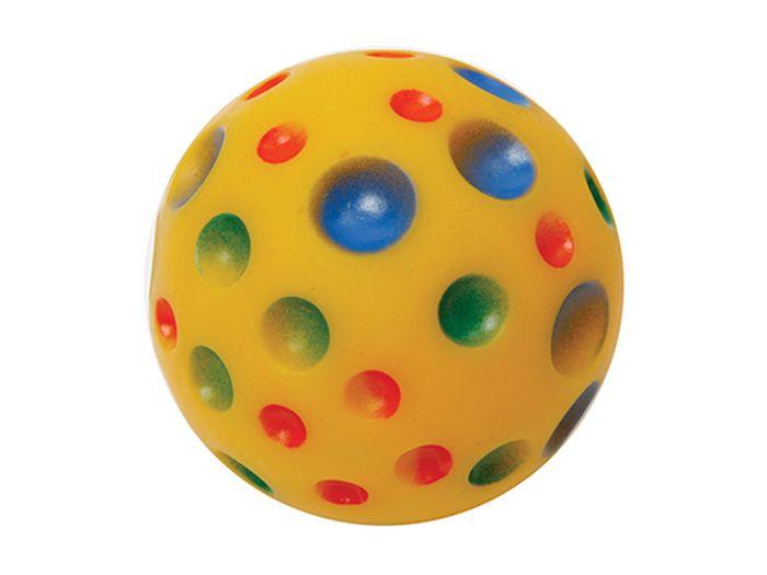 Игрушка для животных Каскад Мяч. Луна, резиновый, 6 см27754625Мяч Луна резиновый 6см