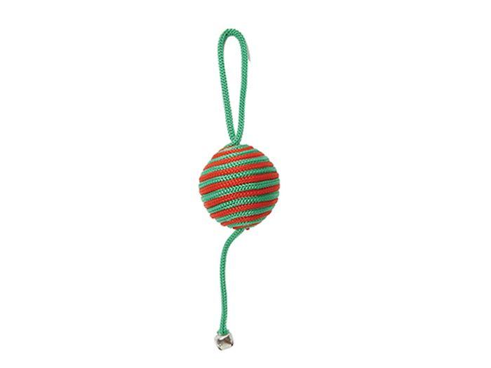 Игрушка для животных Каскад Когтеточка-мяч с бубенчиком, 5 см27754644Когтеточка-мяч с бубенчиком 5см
