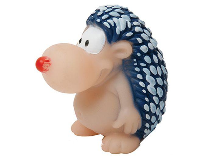 Игрушка для животных Каскад Ежик веселый, высота 11 см27799275Игрушка Каскад Ежик веселый изготовлена из прочной и долговечной резины, которая устойчива к разгрызанию. Необычная и забавная игрушка прекрасно подойдет для собак.