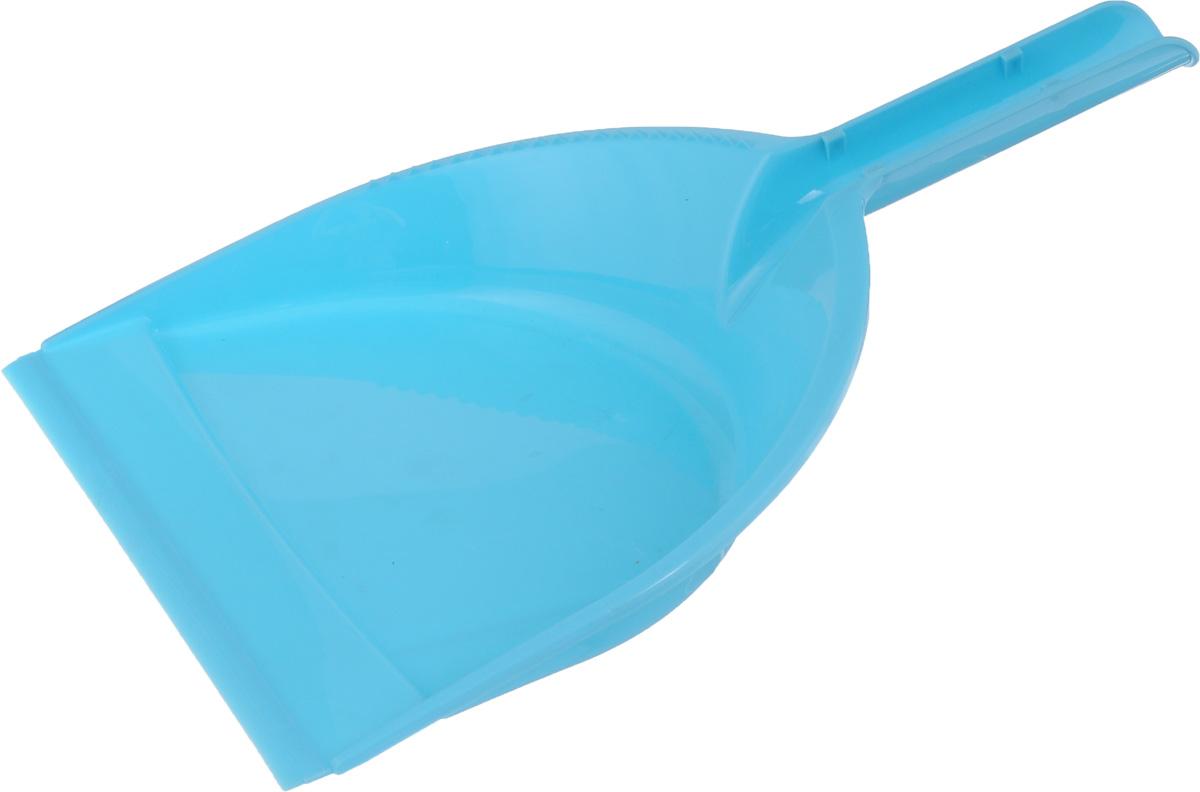 Совок York Клип, цвет: голубой совок york клип с резиновым краем цвет оранжевый черный