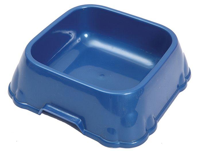 Миска для животных Каскад, цвет: синий, 1,5 л8301718Миска для животных Каскад изготовлена из высококачественного пластика и предназначена для корма и воды. Она порадует удобством использования как самих животных, так и их хозяев. Яркий дизайн придаст изделию индивидуальность и удовлетворит вкус самых взыскательных зоовладельцев. Объем: 1,5 л. Внутренний размер миски: 19 х 19 см. Размер основания: 25,5 х 25,5 см. Высота миски: 8 см.