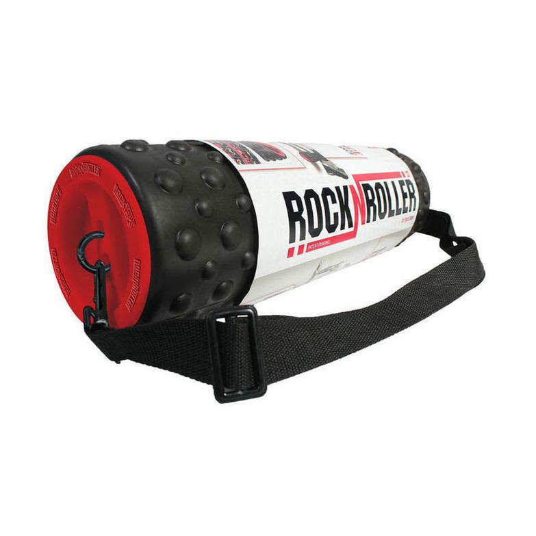 Rocktape Массажный роллер RocknRoller, цвет: черный