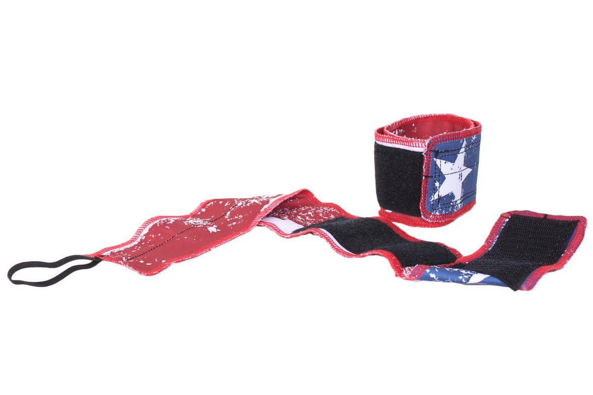 Rocktape Кистевой бинт RockWrist wrap, цвет: ManifestoRTWrist-Mnf