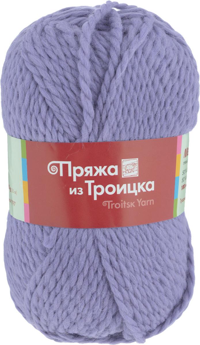 Пряжа для вязания Мелодия, цвет: кристалл (0384), 100 м, 100 г, 10 шт366020_0384Классическая пряжа Мелодия имеет среднюю толщину нити и состоит из 50% шерсти и 50% акрила. Подходит для создания детских вещей на осень. Пуловеры, платья, пледы, шапки и шарфы из этой пряжи отлично держат форму и прекрасно согреют вас в холодную погоду. Благодаря составу и скрутке, петли отлично ложатся одна к другой, вязаное полотно получается ровное и однородное. Пряжа рассчитана на любой уровень мастерства, но особенно понравится начинающим мастерицам - благодаря толстой нити пряжа Мелодия позволяет быстро связать простую вещь. Структура и состав пряжи максимально комфортны для вязания. Состав: 50% акрил, 50% шерсть.