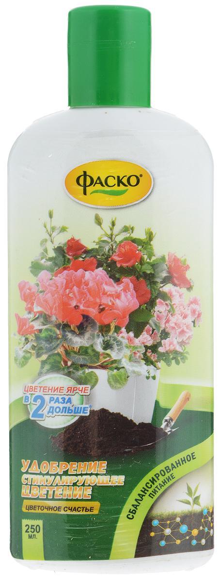 Удобрение Цветочное счастье, стимулирующее цветение, 250 млOf000003138Специализированное комплексное жидкое удобрение с микроэлементами. Содержит сбалансированный набор питательных веществ необходимых для активного роста комнатных декоративных растений. Стимулирует закладку цветочных почек, Обеспечивает обильное и длительное цветение, Стимулирует рост корневой системы. Состав: Макроэлементы: азот - 4%; калий - 7%; фосфор - 4%. Микроэлементы: сера - 0,1%; железо, марганец - 0,06%; медь, бор, цинк - 0,006%; молибден - 0,012%; кобальт - 0,0006%. Объем: 250 мл.