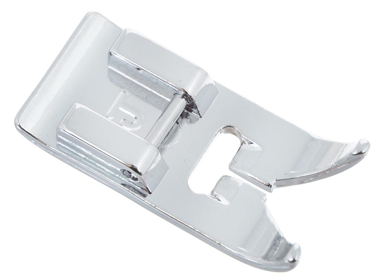 Лапка зиг-заг для швейной машины Aurora, 5 ммAU-107Лапка зиг-заг для швейной машины Aurora используется для выполнения почти всех видов строчек. Подходит для большинства современных бытовых швейных машин. Инструкция по использованию прилагается.