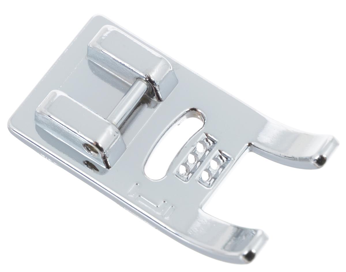 Лапка для швейной машины Aurora, для пришивания тонких шнуровAU-144Лапка для швейной машины Aurora предназначена для пришивания сразу 5 декоративных тонких шнуров или нитей. Подходит для большинства современных бытовых швейных машин. Инструкция по использованию прилагается.