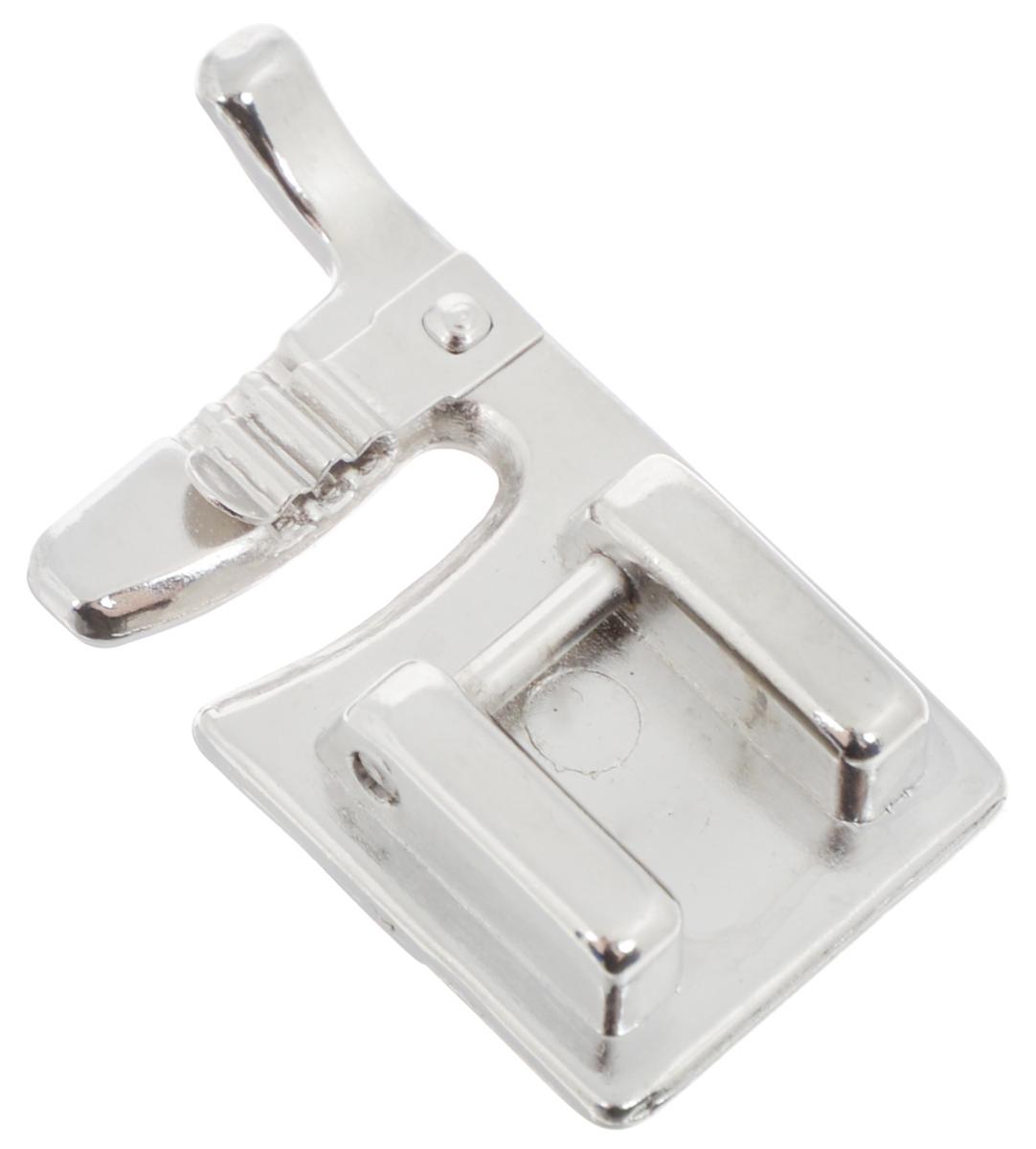 Лапка для швейной машины Aurora, для пришивания декоративных шнуровAU-106Лапка для швейной машины Aurora используется для вшивания декоративных шнуров, нитей. Подходит для большинства современных бытовых швейных машин. Инструкция по использованию прилагается.
