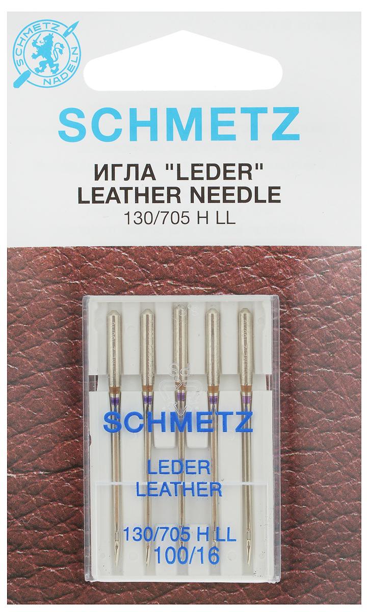 Набор игл для кожи Schmetz