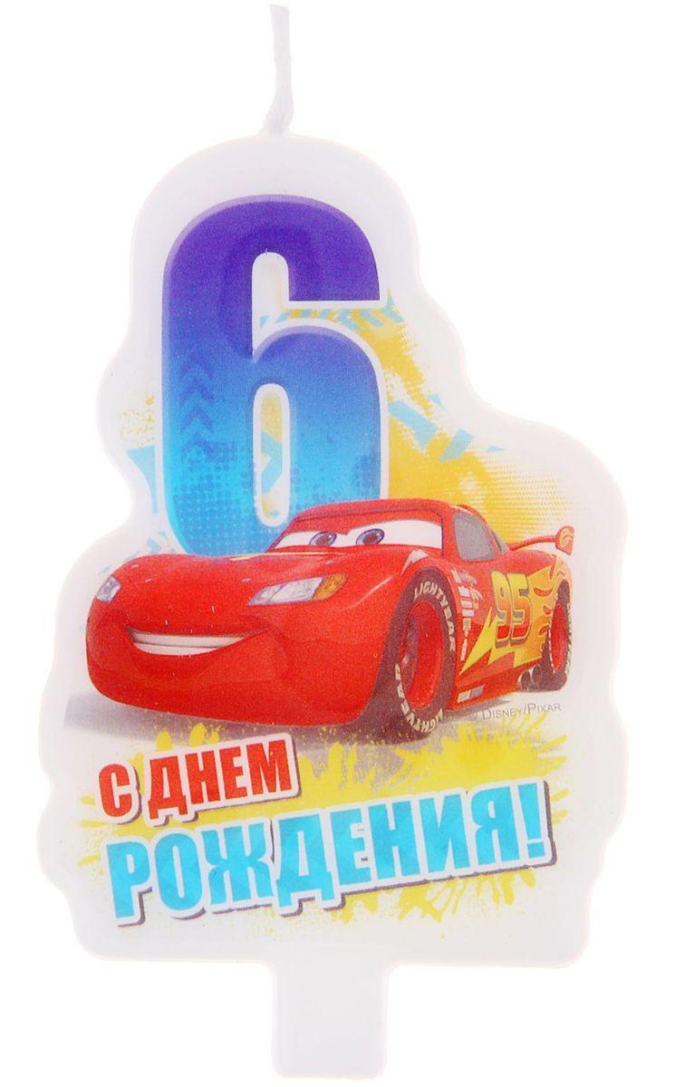 Disney Свеча для торта С днем рождения Цифра 6 Тачки1137504Самый любимый праздник ребёнка — день рождения, и родители стараются сделать этот день особенным. Чтобы помочь заботливым мамам и папам, мы подготовили коллекцию свечей с изображением любимых героев на упаковке.