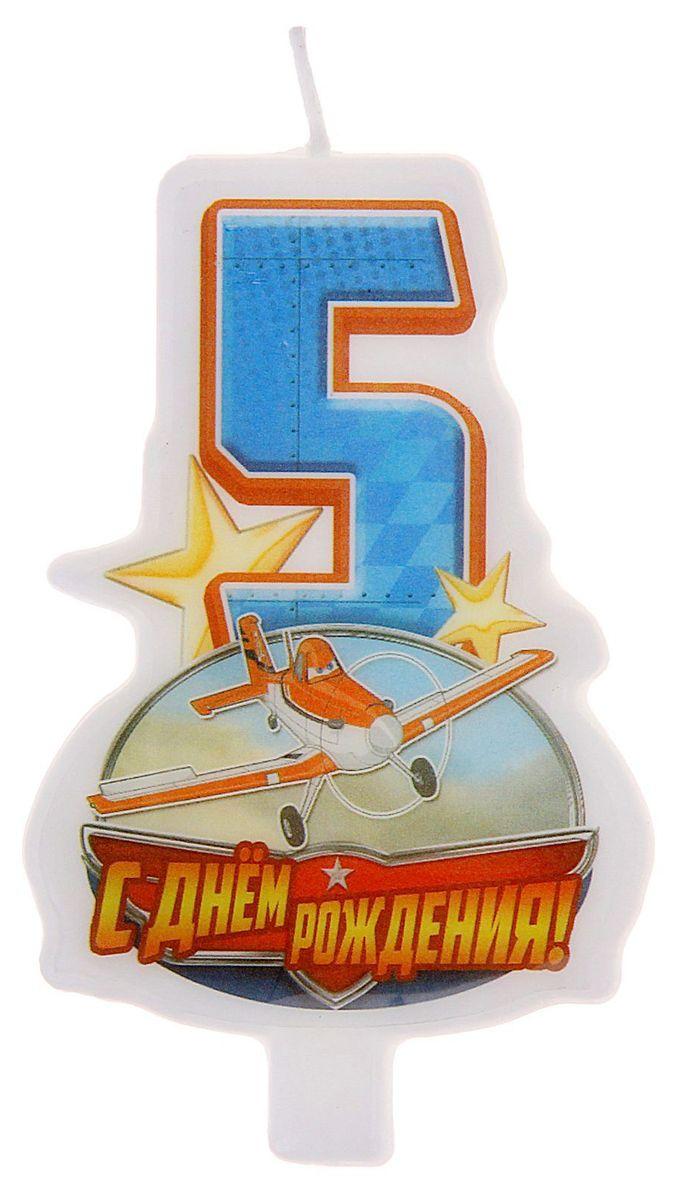 Disney Свеча для торта С днем рождения Цифра 5 Самолеты1167470Самый любимый праздник ребёнка — день рождения, и родители стараются сделать этот день особенным. Чтобы помочь заботливым мамам и папам, мы подготовили коллекцию свечей с изображением любимых героев на упаковке.