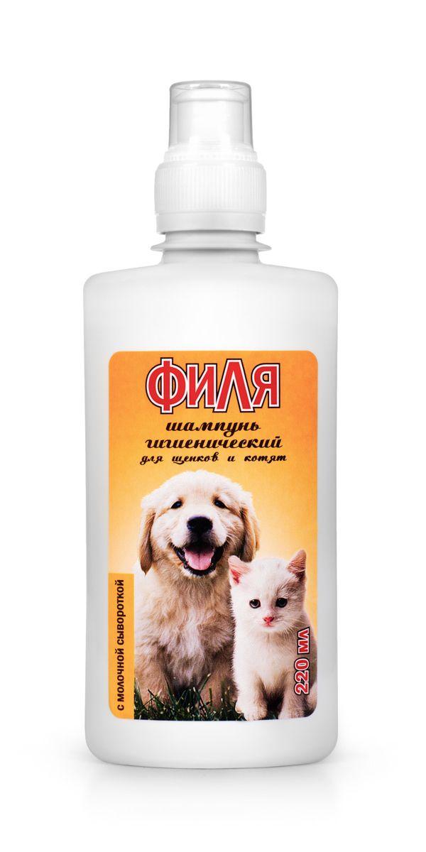 Шампунь для щенков и котят VEDA Филя, гигиенический, на молочной сыворотке, 220 мл4605543000614Шампунь для щенков и котят VEDA Филя – моющее средство, в состав которого входят поверхностно-активные, вспомогательные вещества и специальный комплекс компонентов растительного и животного происхождения. Шампунь представляет собой однородную, густую, гелеобразную массу без посторонних примесей от зеленовато-желтого до желтовато-зеленого цвета, допускается опалесценция. Средство имеет легкий парфюмерный запах с фруктовым оттенком. Шампунь VEDA Филя специально разработан для ухода за кожно-волосяным покровом щенков и котят и позволяет добиваться прекрасных результатов при регулярном использовании. Состав: вода очищенная, натрия лауретсульфат, натрия хлорид, алкиламидопропил-бетаин, диэтаноламид жирных кислот кокосового масла, глицерин, сыворотка молочная, паста хвойная хлорофилло-каротиновая, консервант, отдушка. Товар сертифицирован.