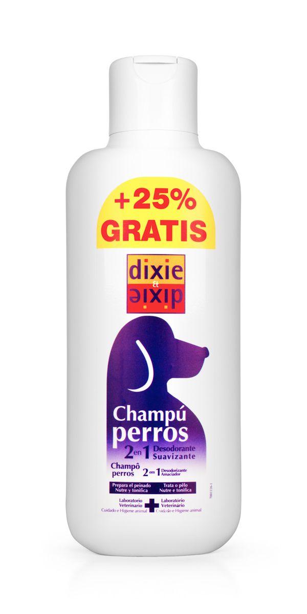 Шампунь 2 в 1 для собак Dixie, 750 мл8421341201659Применяется как для длинношерстных, так и для короткошерстных собак. Глубоко очищает, питает, смягчает и укрепляет все типы шерсти. Оказывает двойной эффект: смягчающий и дезодорирующий. Способствует легкому расчесыванию шерсти. Поддерживает естественный PH-баланс кожи животного.