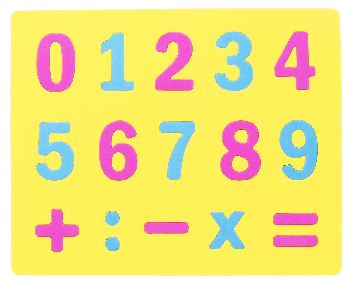 Апплика Мозаика Мягкие цифры цвет основы желтыйС2574-01_желтыйМозаика Апплика Мягкие цифры предназначена для обучения малышей счету. Мозаика представляет собой рамку, в которой расположены цифры и математические знаки. Ваш ребенок сможет играть в нее и в ванной. Элементы мозаики можно намочить, благодаря чему они будут хорошо прилипать к стене в ванной комнате. С мозаикой Мягкие цифры обучение счету пройдет весело и увлекательно.