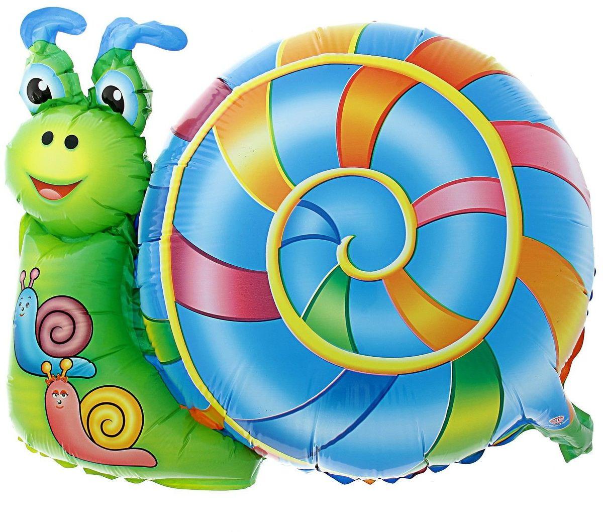 Sima-land Воздушный шарик Улитка 18 324209