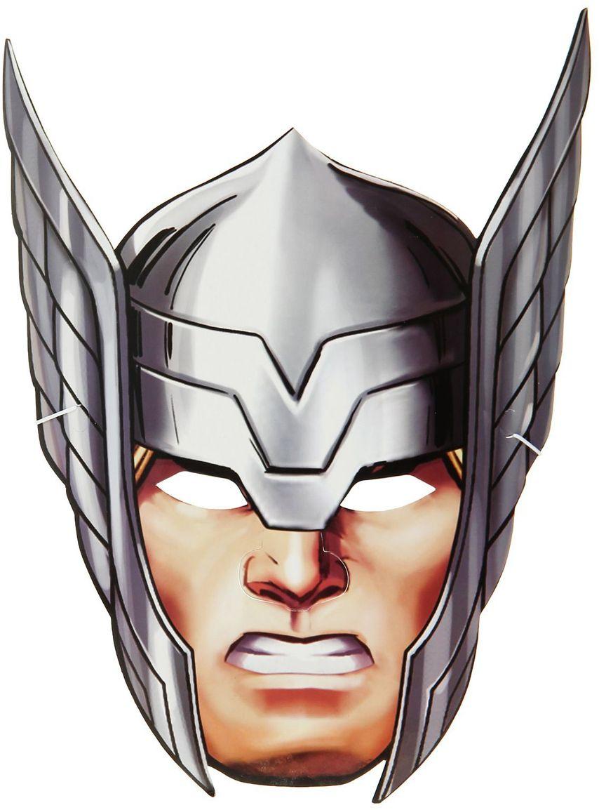 Marvel Маска карнавальная детская Тор