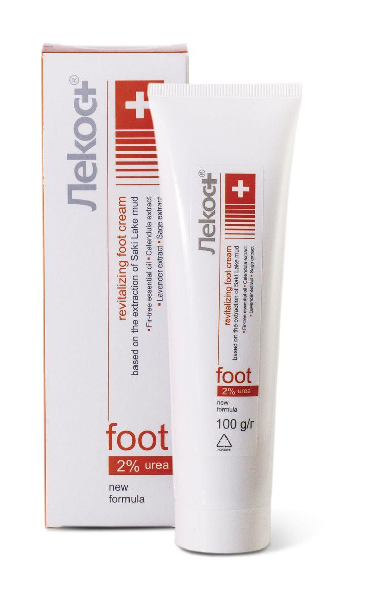 Лекос+ Восстанавливающий крем для ног, 100 г8222Тонизирующий гель для ног «Венотоник» с инновационным комплексом активных компонентов. Эффективно снимает отеки и боль в ногах, укрепляет стенки сосудов, усиливает венозный кровоток, обеспечивая профилактику варикозного расширения вен. Способствует быстрому заживлению трещинок, делая кожу гладкой и эластичной. Укрепляет капилляры, повышает тонус венозных сосудов, снимает ощущение «тяжести ног».