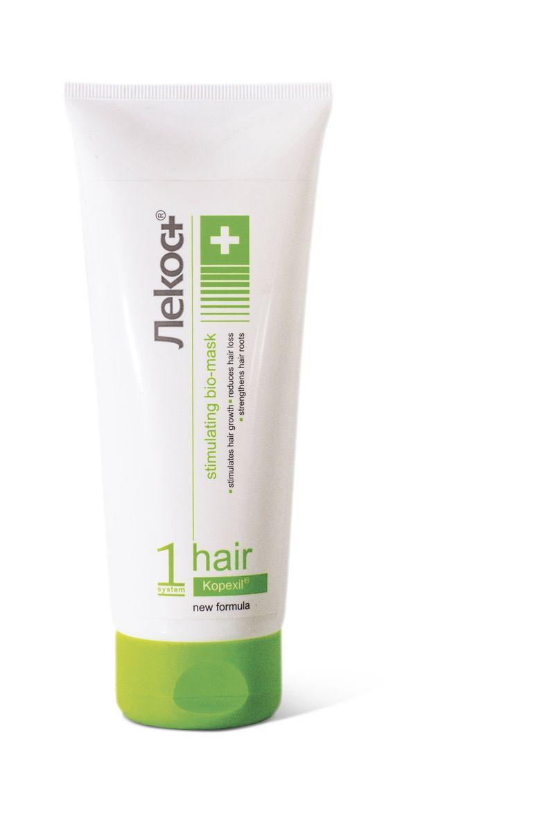 Лекос+ Био-маска СТИМУЛИРУЮЩАЯ, 195 г6754Интенсивная био-маска для решения различных проблем кожи головы и волос. Kopexil® стимулирует кровоснабжение волосяной луковицы и укрепляет корни волос, уменьшает выпадение волос и восстанавливает их структуру. Используйте при выпадении волос после сильного стресса, после родов, после общего наркоза, при заболеваниях кожи головы, при неблагоприятной экологии, при акклиматизации, после окрашивания и химической завивки.