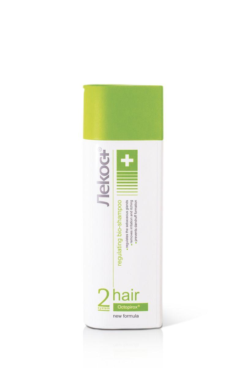 Лекос+ Био-шампунь РЕГУЛИРУЮЩИЙ, 200 г6730Био-шампунь «Регулирующий» Эффективный шампунь против перхоти бережно очищает кожу головы и волосы. Пироктон оламина успокаивает раздраженную кожу головы и устраняет перхоть. После мытья долгое время сохраняется эффект чистых волос. Важно: стойкий эффект возможен при системном применении препаратов в течение 1-2 месяцев при частоте не менее 2 раз в неделю. Используйте от: - перхоти, - зуда, - раздражения кожи головы, - чрезмерной активности сальных желез. - не содержат гормональных препаратов - для любого типа волос - не имеют возрастных ограничений.