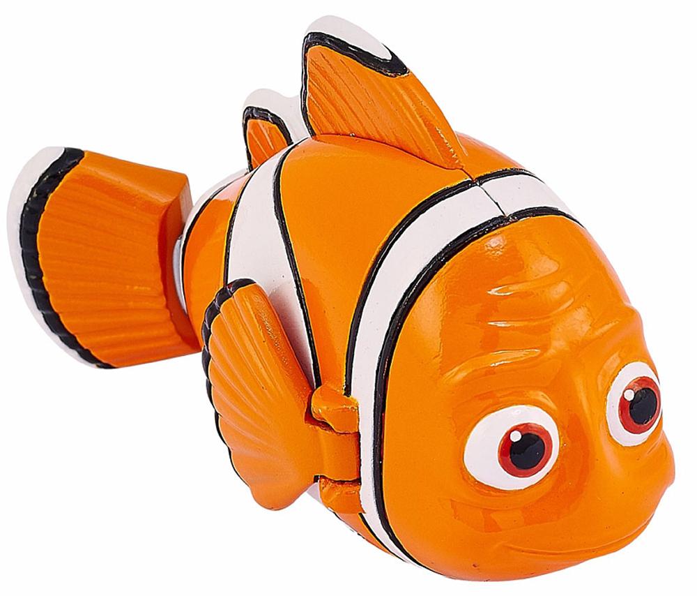 Finding Dory Фигурка функциональная Marlin36400_36408Фигурка функциональная Finding Dory Marlin выполнена в виде подводного обитателя мультипликационного фильма В поисках Дори. Фигурка отличается прекрасной степенью детализации, она выполнена из качественного пластика ярких насыщенных тонов. Фигурка имеет подвижные плавники и хвост, благодаря чему выглядит еще реалистичнее, а игры с ней станут еще увлекательнее. Обрадуйте свою непоседу таким забавным подарком!