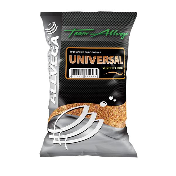 Прикормка Allvega Универсальная, 1 кг52612Прикормка Allvega Универсальная средней клейкости, среднего помола и умеренной ароматики подходит для ловли всех видов нехищных рыб на водоемах различного типа. Обладает приятным сладковатым запахом. Может использоваться как самостоятельная прикормка, так и в качестве основы для приготовления специальных смесей с другими прикормками и компонентами. Товар сертифицирован.