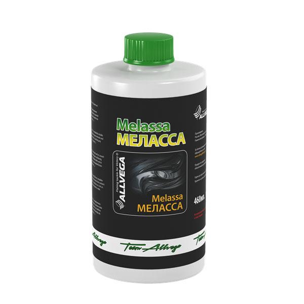 Ароматическая добавка жидкая ALLVEGA - МЕЛАССА, 460 мл. 5262352623Меласса имеет сладкий вкус. Пол-ностью растворяется в горячей и холодной воде. Содержит в сво-ем составе много минеральных и питательных веществ, поэтому является ценной добавкой для ловли любых видов рыб семей-ства карповых (лещ, карп, плотва, карась…). Классический аромат мелассы. Этот аромат хорошо сочетается с любым компонентом в прикормочной смеси.