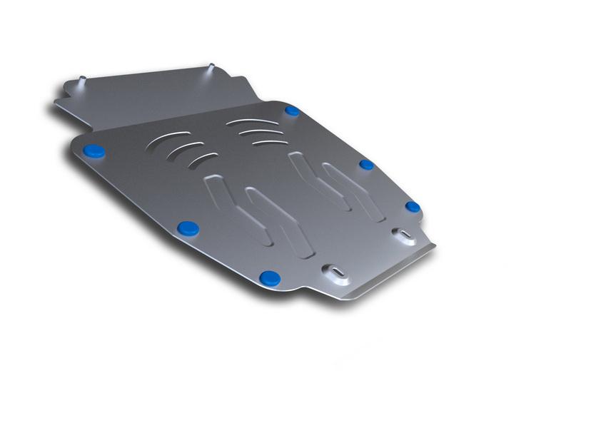 Защита картера Rival, для AUDI Q7. 333.0305.2333.0305.2Защита картера для Audi Q7 , V - все 2009-2015, крепеж в комплекте, алюминий 4 мм, Rival. Надежно защищают днище вашего автомобиля от повреждений, например при наезде на бордюры, а также выполняют эстетическую функцию при установке на высокие автомобили. - Толщина алюминиевых защит в 2 раза толще стальных, а вес при этом меньше до 30%. - Отлично отводит тепло от двигателя своей поверхностью, что спасает двигатель от перегрева в летний период или при высоких нагрузках. - В отличие от стальных, алюминиевые защиты не поддаются коррозии, что гарантирует срок службы защит более 5 лет. - Покрываются порошковой краской, что надолго сохраняет первоначальный вид новой защиты и защищает от гальванической коррозии. - Глубокий штамп дополнительно усиливает конструкцию защиты. - Подштамповка в местах крепления защищает крепеж от срезания. - Технологические отверстия там, где они необходимы для смены масла и слива воды,...