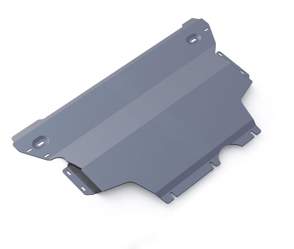 Защита картера и КПП Rival, для AUDI A3/Seat Leon/Volkswagen Golf VII. 333.0322.2333.0322.2Защита картера и КПП для Audi A3 , FWD, 4WD V - 1,2TSI, 1,4 TFSI, 1,8 TFSI, 1,8TSI 2012-, крепеж в комплекте, алюминий 3 мм, Rival. Надежно защищают днище вашего автомобиля от повреждений, например при наезде на бордюры, а также выполняют эстетическую функцию при установке на высокие автомобили. - Толщина алюминиевых защит в 2 раза толще стальных, а вес при этом меньше до 30%. - Отлично отводит тепло от двигателя своей поверхностью, что спасает двигатель от перегрева в летний период или при высоких нагрузках. - В отличие от стальных, алюминиевые защиты не поддаются коррозии, что гарантирует срок службы защит более 5 лет. - Покрываются порошковой краской, что надолго сохраняет первоначальный вид новой защиты и защищает от гальванической коррозии. - Глубокий штамп дополнительно усиливает конструкцию защиты. - Подштамповка в местах крепления защищает крепеж от срезания. - Технологические отверстия там, где они...