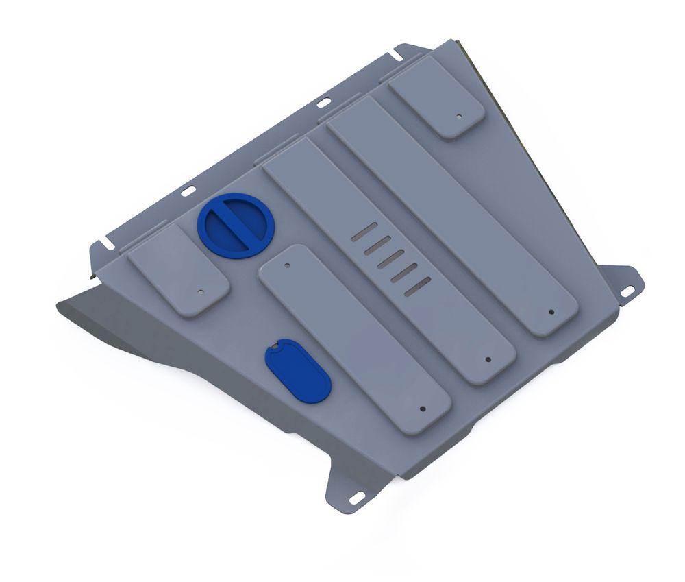 Защита картера и КПП Rival, для FORD Explorer. 333.1836.1333.1836.1Защита картера и КПП для Ford Explorer картер V - 3,5 2011-2013 2013-2014, крепеж в комплекте, алюминий 4 мм, Rival. Надежно защищают днище вашего автомобиля от повреждений, например при наезде на бордюры, а также выполняют эстетическую функцию при установке на высокие автомобили. - Толщина алюминиевых защит в 2 раза толще стальных, а вес при этом меньше до 30%. - Отлично отводит тепло от двигателя своей поверхностью, что спасает двигатель от перегрева в летний период или при высоких нагрузках. - В отличие от стальных, алюминиевые защиты не поддаются коррозии, что гарантирует срок службы защит более 5 лет. - Покрываются порошковой краской, что надолго сохраняет первоначальный вид новой защиты и защищает от гальванической коррозии. - Глубокий штамп дополнительно усиливает конструкцию защиты. - Подштамповка в местах крепления защищает крепеж от срезания. - Технологические отверстия там, где они необходимы для смены...