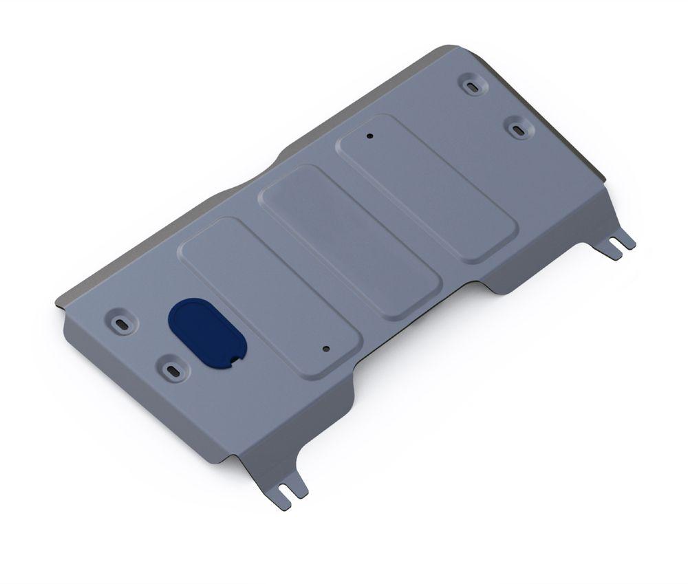 Защита картера и КПП Rival, для FORD Explorer. 333.1848.1333.1848.1Защита картера и КПП для Ford Explorer , V - 3,5(249 hp) 2014-2015 2015-, крепеж в комплекте, алюминий 4 мм, Rival. Надежно защищают днище вашего автомобиля от повреждений, например при наезде на бордюры, а также выполняют эстетическую функцию при установке на высокие автомобили. - Толщина алюминиевых защит в 2 раза толще стальных, а вес при этом меньше до 30%. - Отлично отводит тепло от двигателя своей поверхностью, что спасает двигатель от перегрева в летний период или при высоких нагрузках. - В отличие от стальных, алюминиевые защиты не поддаются коррозии, что гарантирует срок службы защит более 5 лет. - Покрываются порошковой краской, что надолго сохраняет первоначальный вид новой защиты и защищает от гальванической коррозии. - Глубокий штамп дополнительно усиливает конструкцию защиты. - Подштамповка в местах крепления защищает крепеж от срезания. - Технологические отверстия там, где они необходимы для смены...