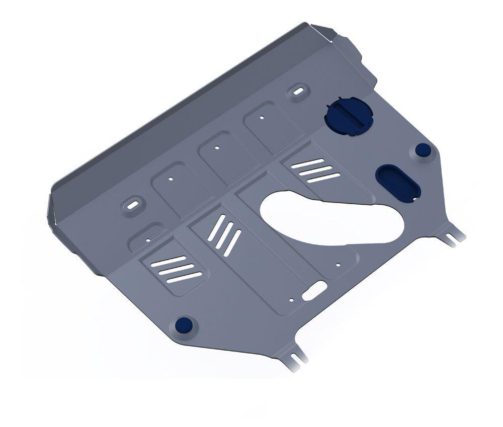 Защита картера и КПП Rival, для Lexus NX 200t. 333.3207.1333.3207.1Защита картера и КПП для Lexus NX, 200t , V-2,0 (238hp) 2014-, крепеж в комплекте, алюминий 3 мм, Rival. Надежно защищают днище вашего автомобиля от повреждений, например при наезде на бордюры, а также выполняют эстетическую функцию при установке на высокие автомобили. - Толщина алюминиевых защит в 2 раза толще стальных, а вес при этом меньше до 30%. - Отлично отводит тепло от двигателя своей поверхностью, что спасает двигатель от перегрева в летний период или при высоких нагрузках. - В отличие от стальных, алюминиевые защиты не поддаются коррозии, что гарантирует срок службы защит более 5 лет. - Покрываются порошковой краской, что надолго сохраняет первоначальный вид новой защиты и защищает от гальванической коррозии. - Глубокий штамп дополнительно усиливает конструкцию защиты. - Подштамповка в местах крепления защищает крепеж от срезания. - Технологические отверстия там, где они необходимы для смены масла и...