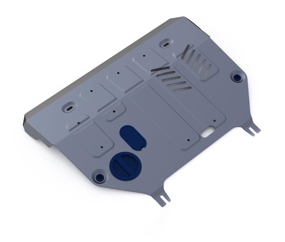 Защита картера и КПП Rival, для Lexus NX 200. 333.3211.1333.3211.1Защита картера и КПП для Lexus NX, 200 , V-2,0 (150hp) 2014-, крепеж в комплекте, алюминий 3 мм, Rival. Надежно защищают днище вашего автомобиля от повреждений, например при наезде на бордюры, а также выполняют эстетическую функцию при установке на высокие автомобили. - Толщина алюминиевых защит в 2 раза толще стальных, а вес при этом меньше до 30%. - Отлично отводит тепло от двигателя своей поверхностью, что спасает двигатель от перегрева в летний период или при высоких нагрузках. - В отличие от стальных, алюминиевые защиты не поддаются коррозии, что гарантирует срок службы защит более 5 лет. - Покрываются порошковой краской, что надолго сохраняет первоначальный вид новой защиты и защищает от гальванической коррозии. - Глубокий штамп дополнительно усиливает конструкцию защиты. - Подштамповка в местах крепления защищает крепеж от срезания. - Технологические отверстия там, где они необходимы для смены масла и...