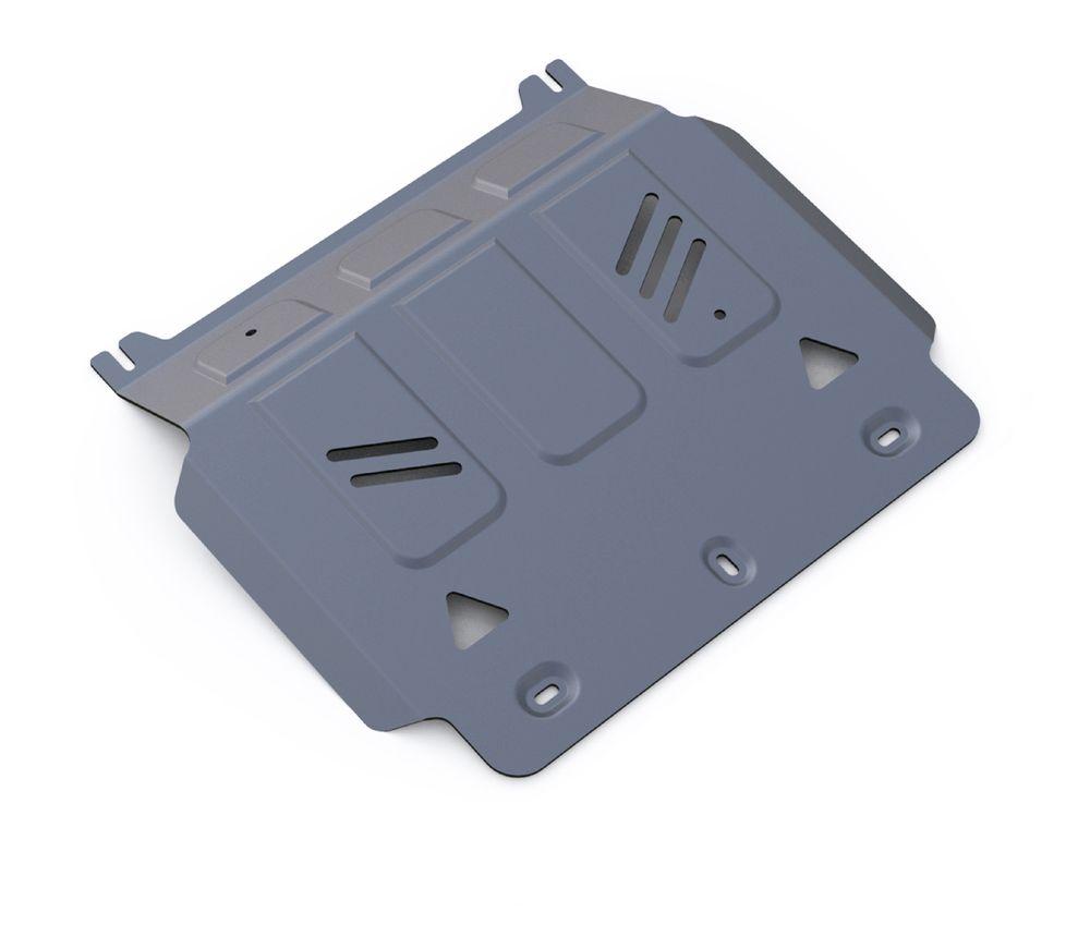 Защита картера Rival, для Mitsubishi L200. 333.4041.1333.4041.1Защита картера для Mitsubishi L200 4WD , V - 2,4DID, 2,4DID H.P. 2015-, крепеж в комплекте, алюминий 4 мм, Rival. Надежно защищают днище вашего автомобиля от повреждений, например при наезде на бордюры, а также выполняют эстетическую функцию при установке на высокие автомобили. - Толщина алюминиевых защит в 2 раза толще стальных, а вес при этом меньше до 30%. - Отлично отводит тепло от двигателя своей поверхностью, что спасает двигатель от перегрева в летний период или при высоких нагрузках. - В отличие от стальных, алюминиевые защиты не поддаются коррозии, что гарантирует срок службы защит более 5 лет. - Покрываются порошковой краской, что надолго сохраняет первоначальный вид новой защиты и защищает от гальванической коррозии. - Глубокий штамп дополнительно усиливает конструкцию защиты. - Подштамповка в местах крепления защищает крепеж от срезания. - Технологические отверстия там, где они необходимы для смены...
