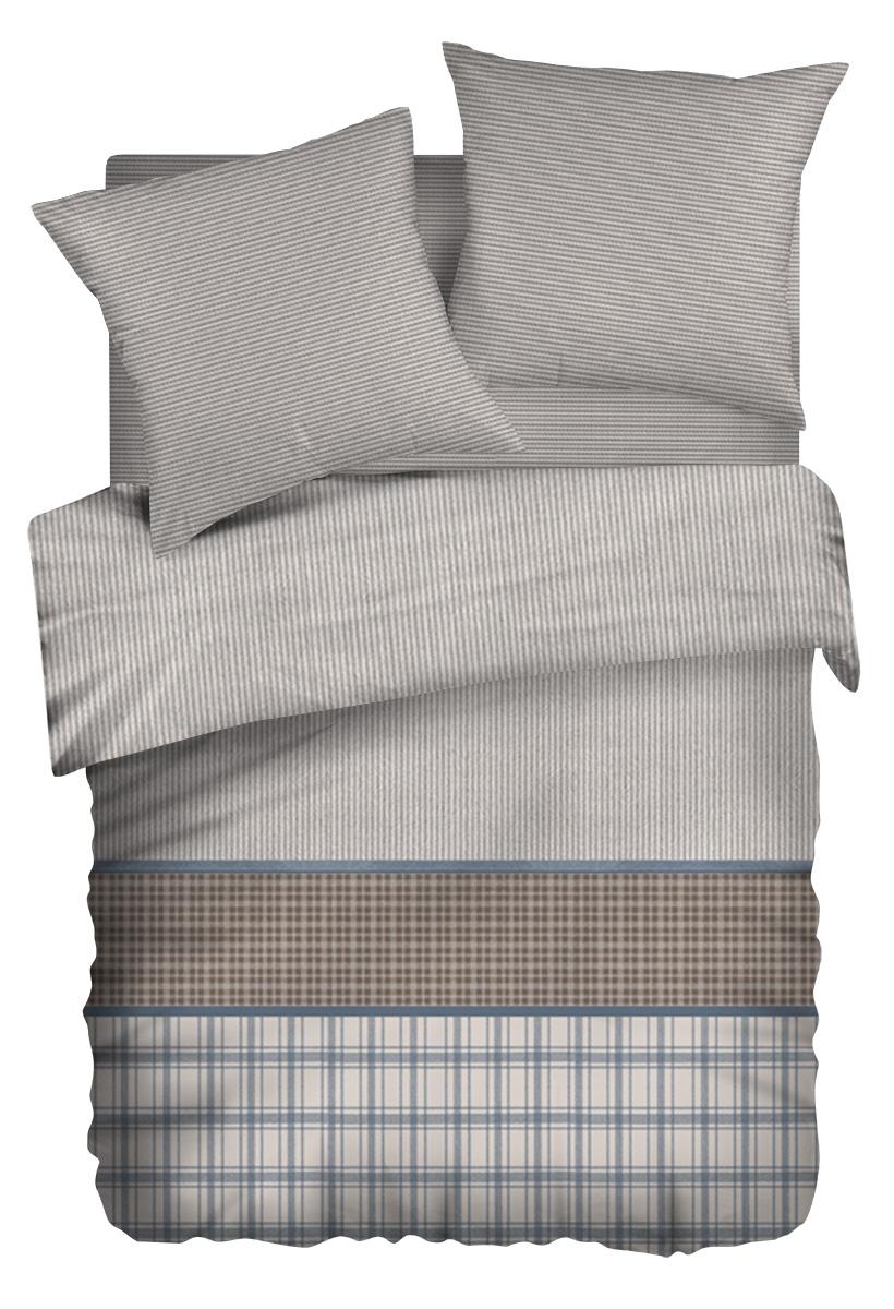 Комплект белья Wenge Toris, евро, наволочки 70 x 70, цвет: серый. 232732232732