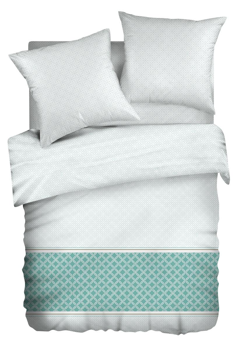 Комплект белья Wenge Mesh, 2-х спальное, наволочки 70 x 70, цвет: светло-серый. 263543263543