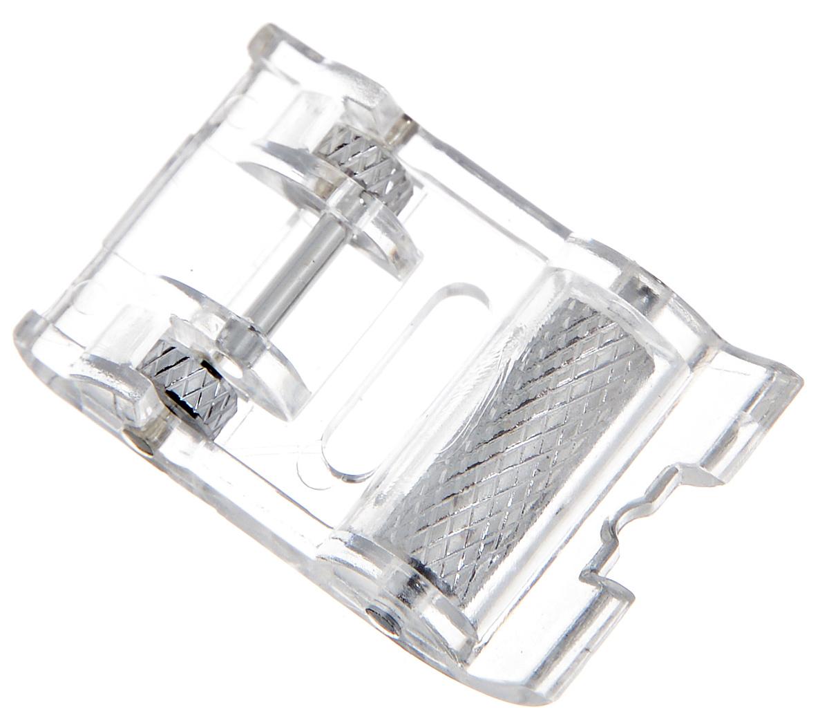 Лапка для швейной машины Aurora, роликоваяAU-113Лапка для швейных машин Aurora выполнена из металла и пластика. Наличие крутящихся роликов обеспечивает свободное прохождение ткани под лапкой без излишнего трения. Это позволяет работать с бархатом, ворсистыми тканями и кожзаменителем. Подходит для большинства современных бытовых швейных машин. Инструкция по использованию прилагается.