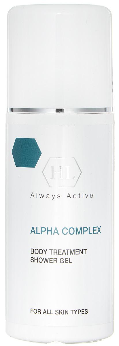 Holy Land Гель для душа Alpha Complex Multifruit System Shower Gel, 250 мл110033Эффективный гель-пилинг для ежедневного очищения кожи тела.Действие:Эффективно очищает кожу, отшелушивает роговые чешуйки, удаляет комедоны.Выравнивает рельеф и цвет кожи.Смягчает и увлажняет кожу.Способствует осветлению пигментных и застойных пятен.Активные компоненты: Фруктовые кислоты (молочная, гликолевая, лимонная, яблочная, винная).Гидролизованные молочные протеины великолепно увлажняют кожу, активизируют регенерацию кожных покровов, повышают упругость и эластичность кожи, делают ее мягкой и шелковистой, омолаживают кожу.Касторовое масло содержит до 80% глицеридов редкой в природе рицинолевой кислоты (ненасыщенная монооксикислота). Смягчает кожу и предохраняет ее от излишней сухости, прекрасное средство при потрескавшейся коже. Способ применения: Нанести влажными руками на увлажненную кожу тела, добавить воды и равномерно распределить средство по всей доступной поверхности, помассировать. Смыть струей воды через 10-15 мин. Нанести лосьон или крем для тела.