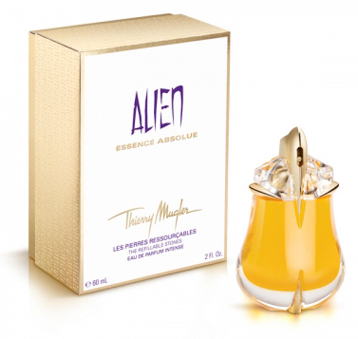Thierry Mugler Парфюмированная вода Alien Essence Absolue, женская, 60 мл13989Ароматические, цветочные. Кашемировое дерево, амбра, ваниль, мирт, фимиам, жасмин.