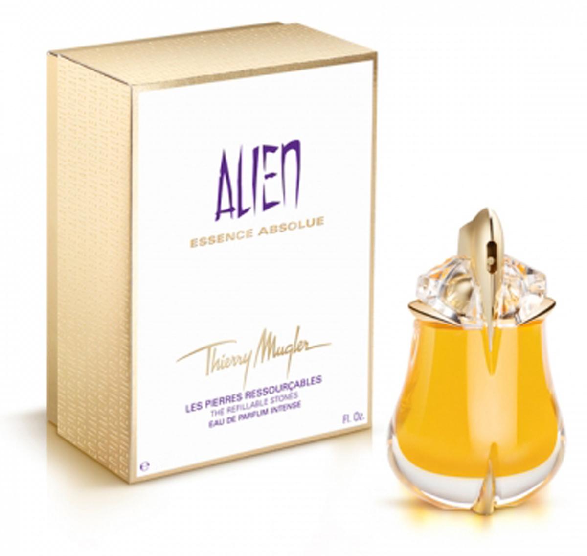 Thierry Mugler Парфюмированная вода Alien Essence Absolue, женская, 30 мл13990Ароматические, цветочные. Кашемировое дерево, амбра, ваниль, мирт, фимиам, жасмин.