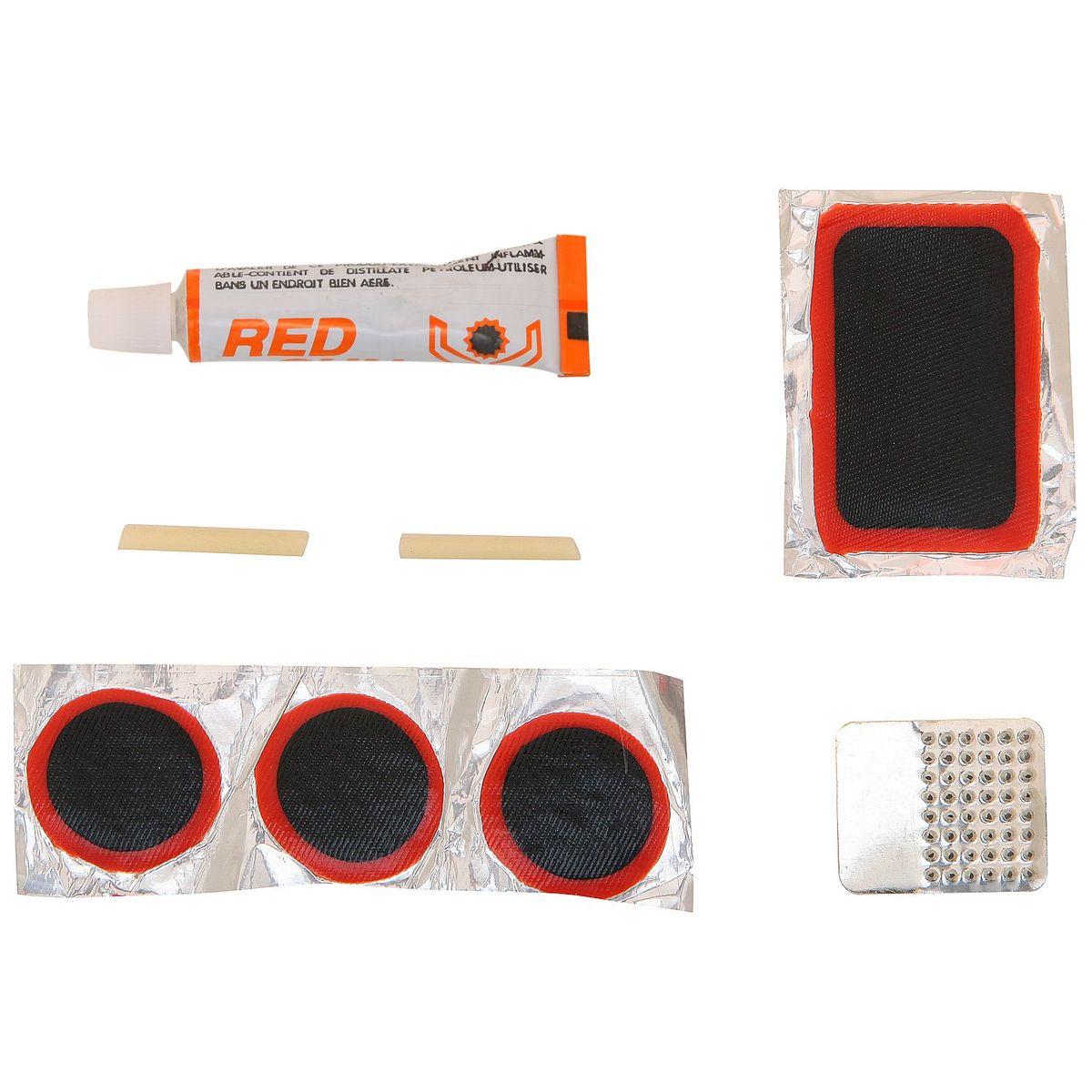 Аптечка для ремонта камер STG T35003. Х33238-5Х33238-5Велоаптечка для ремонта камер