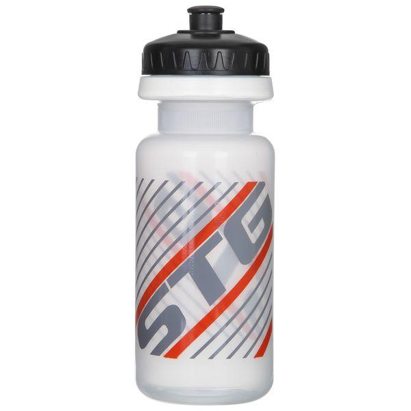 Велофляга STG, без крышки, 600 мл, цвет: белый. Х61865-5Х61865-5Велофляга STG 600мл без крышки